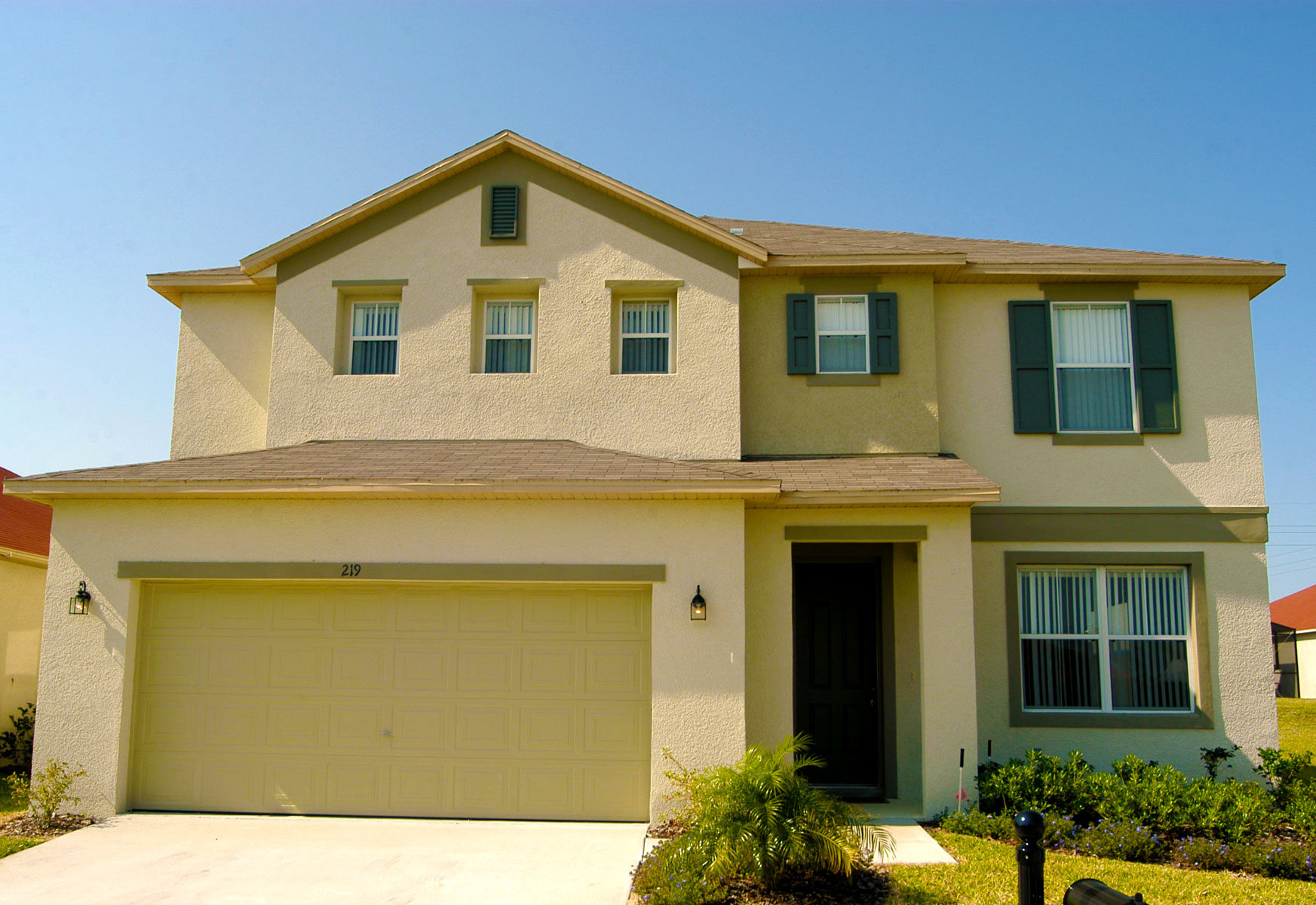 Sky Mansion Orlando Florida Pi Villas Holiday In